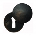 Escutcheon with Cover - Brass