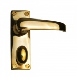 Cardea Brass Lever Lock Bathroom