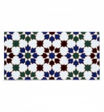 Alhambra Arahal Decorative Wall Tiles