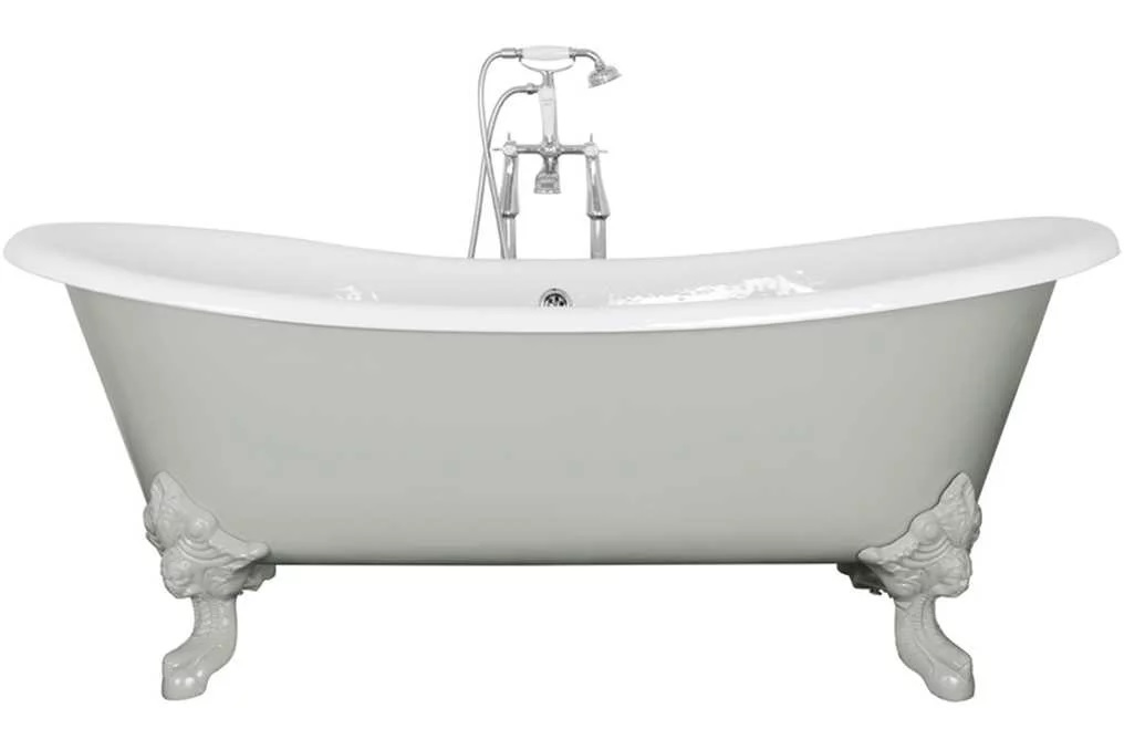 Cast Iron Baths - The Tebb