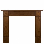 The Berrington Fire Surround - Oak