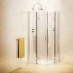 Burlington Bathrooms - Quadrant Shower Enclosures