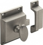 Cabinet Latch - Natural Smooth