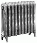 Ribbon Cast Iron Radiator 650mm