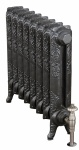 Rococo Cast Iron Radiator 660mm Single Column