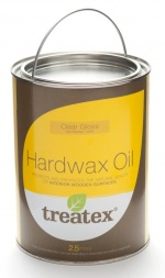 Treatex Hardwax Oil Clear Gloss