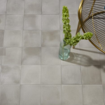 Encaustic Polished Concrete Tile