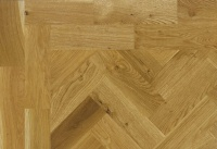 Engineered Unfinished / FSC Euro Oak / Rustic Blocks