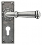 Finesse Durham Lever Euro Lock on Backplate 47.5mm