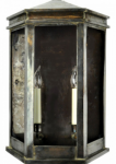 Large Metropolitan Wall Lantern - Limehouse Lighting