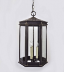 Meduim Metropolitan Pendant - Limehouse Lighting