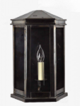 Small Metropolitan Wall Lantern - Limehouse Lighting