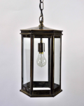 Small Metropolitan Pendant - Limehouse Lighting