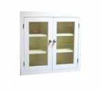 Fitted Kitchen 800 2 Door Wall Unit Glazed