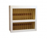 Fitted Kitchen Plate Rack (690)