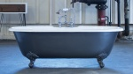 Moulin Cast Iron Bath Double Ended