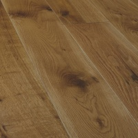 15/4mm (Thickness) x 190mm (Width) Natural Oiled Engineered Flooring