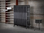 Rococo 3 Column Arroll Cast Iron Radiators 470mm
