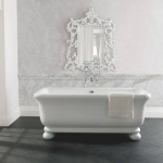 BC Designs Senator Bath with Feet