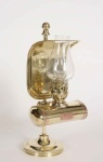 Station Master's Solid Brass Table Lamp