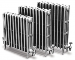 Victorian 4 Cast Iron Radiator 810mm