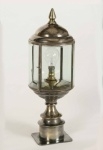 Wentworth Short Pillar Lamp