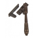 Anvil Reeded Night Vent window fastener - Locking