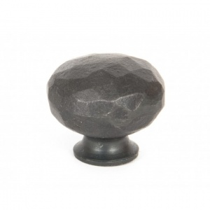 Hammered Knob- Small