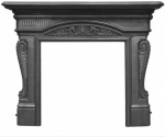The Buckingham Cast Iron Fire Surround