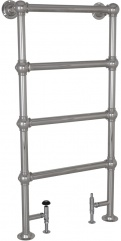 Colossus 1300x650 Towel Rail - Chrome