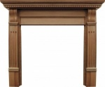 The Corbel Fire Surround Oak