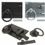 Cottage Latches - Left Hand