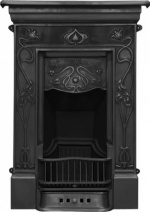 The Crocus Cast Iron Fireplace