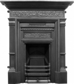 The Hamden Cast Iron Fireplace