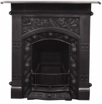The Jekyll Cast Iron Fireplace
