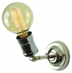 Tommy Adjustable Wall or Ceiling Light - Polished Nickel