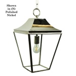 Knightsbridge Pendant - Medium - Single light