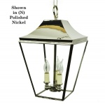 Knightsbridge Pendant - Medium - 3 light