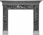 The Mayfair Cast Iron Fire Surround