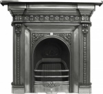 The Melrose Cast Iron Fireplace