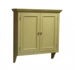 Wall Cupboard 2 Door with bracket