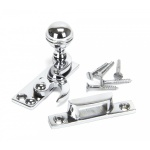 Polished Chrome Sash Window Hook Fastener