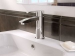 Sapphire Clearwater Mini Basin Mixer Without Waste