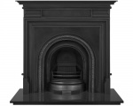 The Scotia Cast Iron Fireplace Package