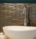 Shard Mosaic Decorative Tiles