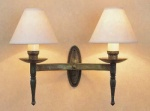 Smithbrook Wentworth Twin Wall Light