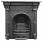 The Tweed Cast Iron Fireplace
