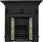The Verona Cast Iron Fireplace