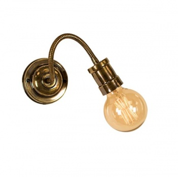 Tommy Flexi Wall Multi Adjustable Light - Antique Brass