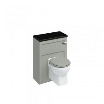 60 Wall hung WC Unit - including the cistern tank - lever flush